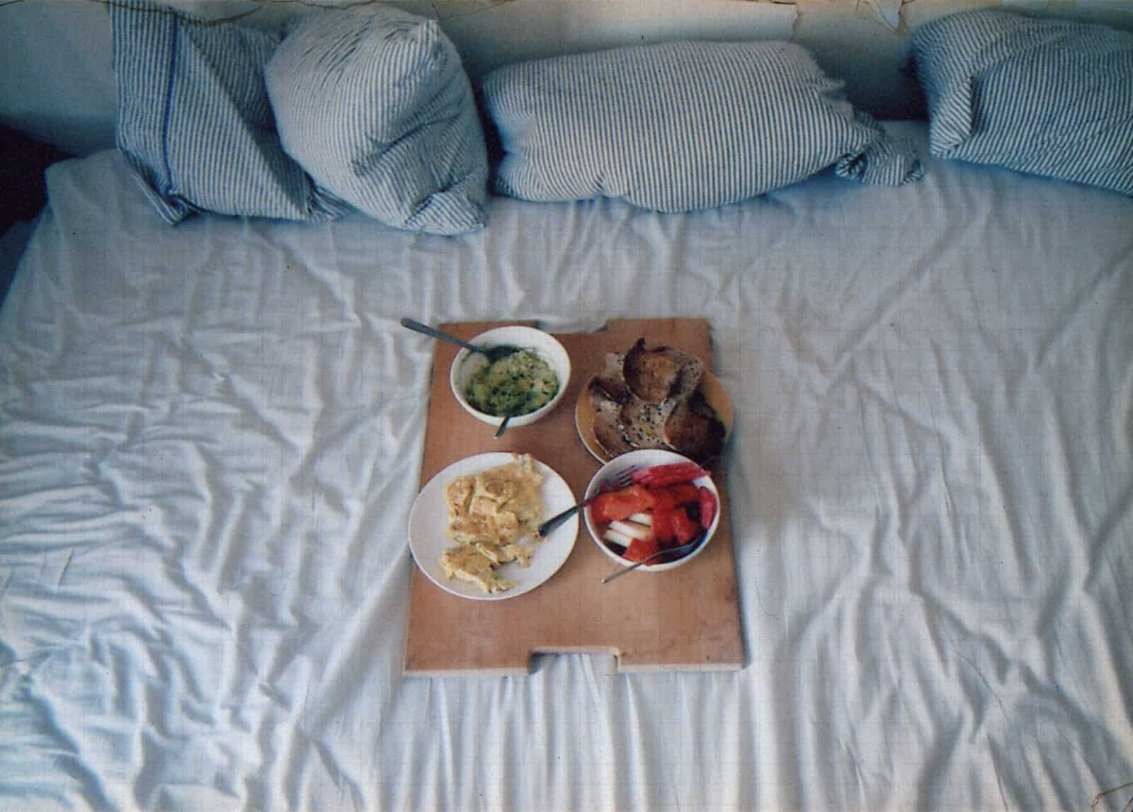 bed in new york with breakfast
